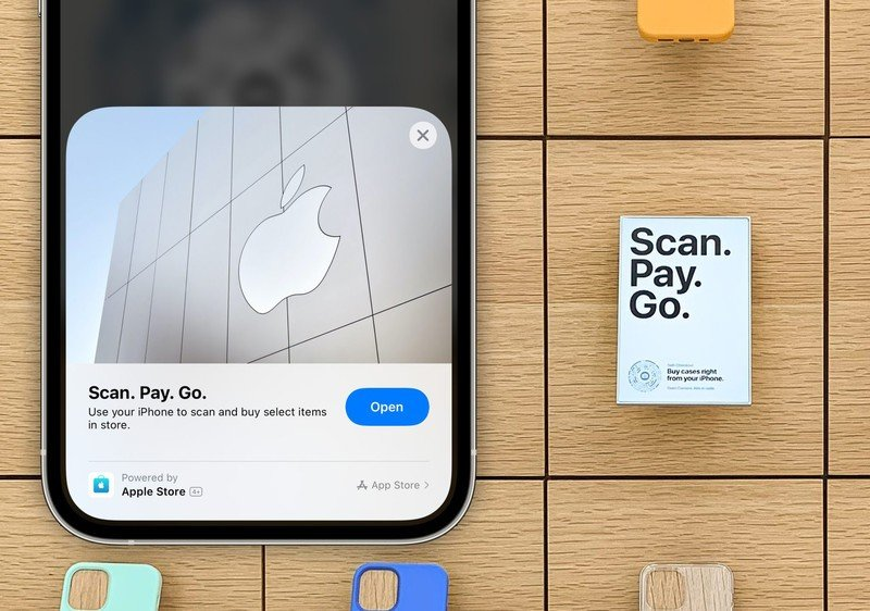 Apple Stores launch App Clips for accessories and MagSafe iPhone displays