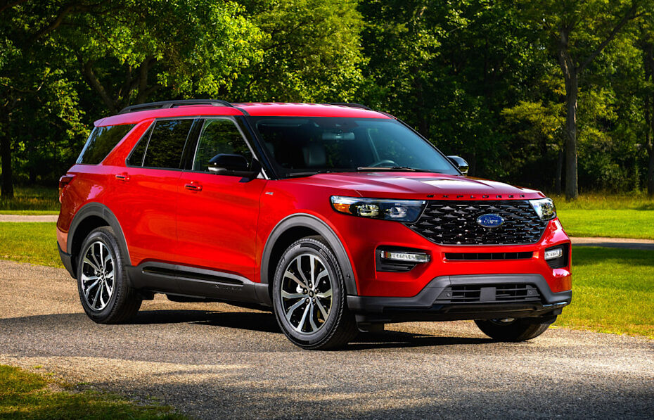 2022 Ford Explorer Review | It's all about the variety