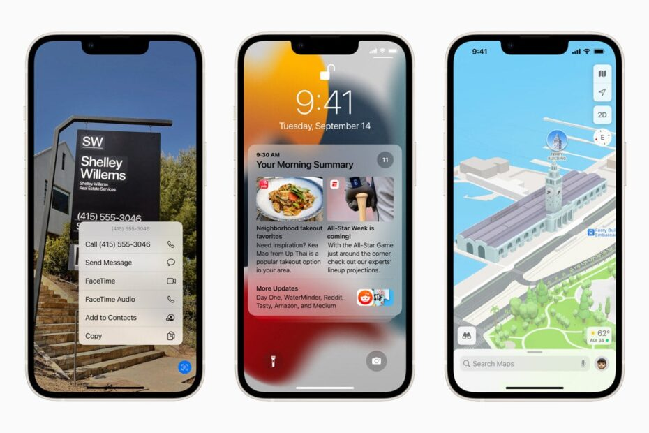 How to download iOS 15 – new iPhone software is available now