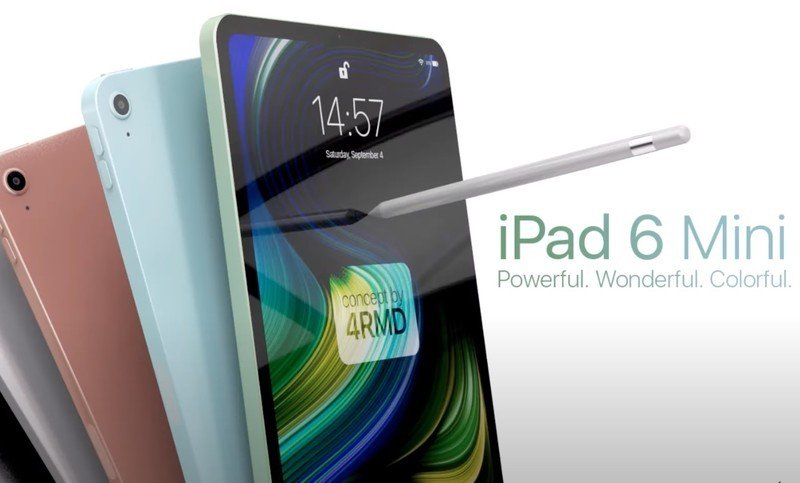 Stunning iPad mini concept will whet the appetite for the upcoming announcement