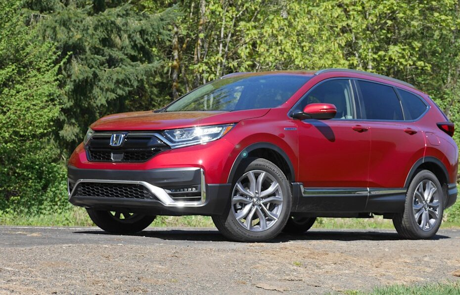2022 Honda CR-V Review | The baseline for compact SUV excellence