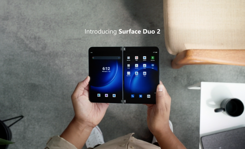 Can Microsoft's Surface Duo 2 outdo the iPhone 13?
