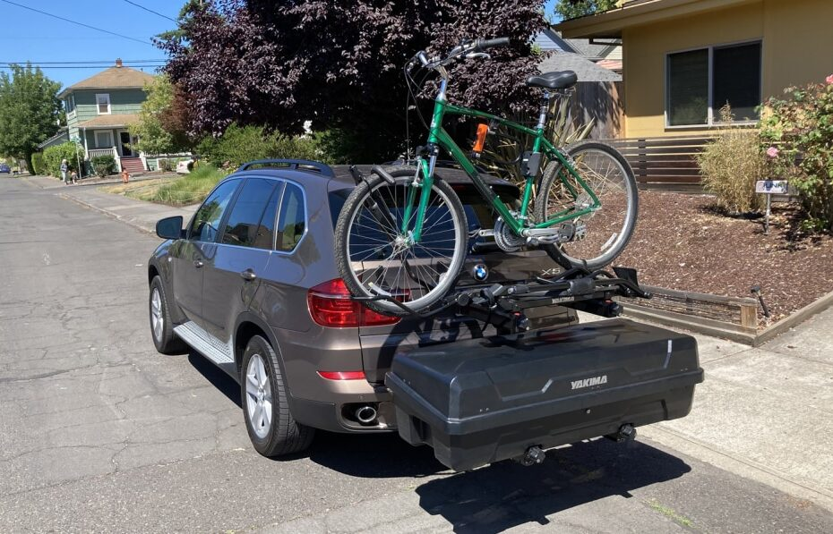 Yakima Exo Review | Hitch-based cargo system is a game changer