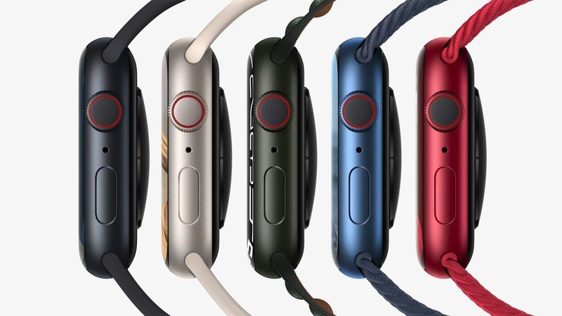 There's something strange about this Apple Watch Series 7 launch — where are the prices?
