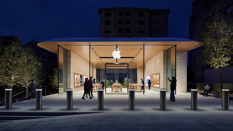 Apple's new Istanbul store to open Friday, October 22