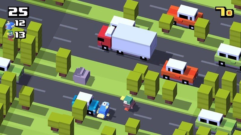 Crossy Road+ hops into Apple Arcade this Friday, October 8