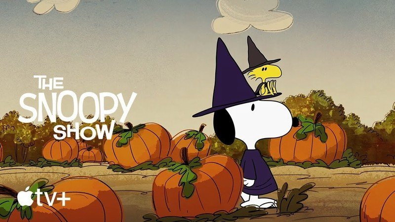 Snoopy and Woodstock find 'The Perfect Pumpkin' in new Apple TV+ clip